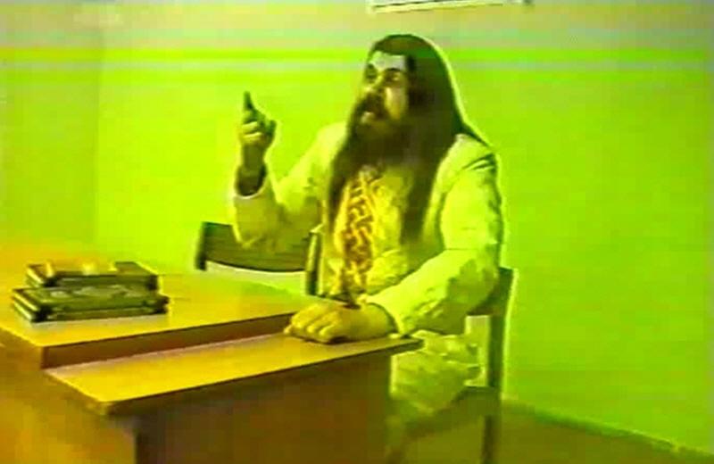 Александр Хиневич в Краснодаре 26 декабря 2000 года