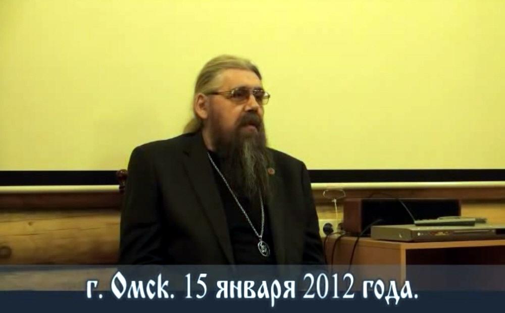 Александр Хиневич в Омске 15 января 2012 года
