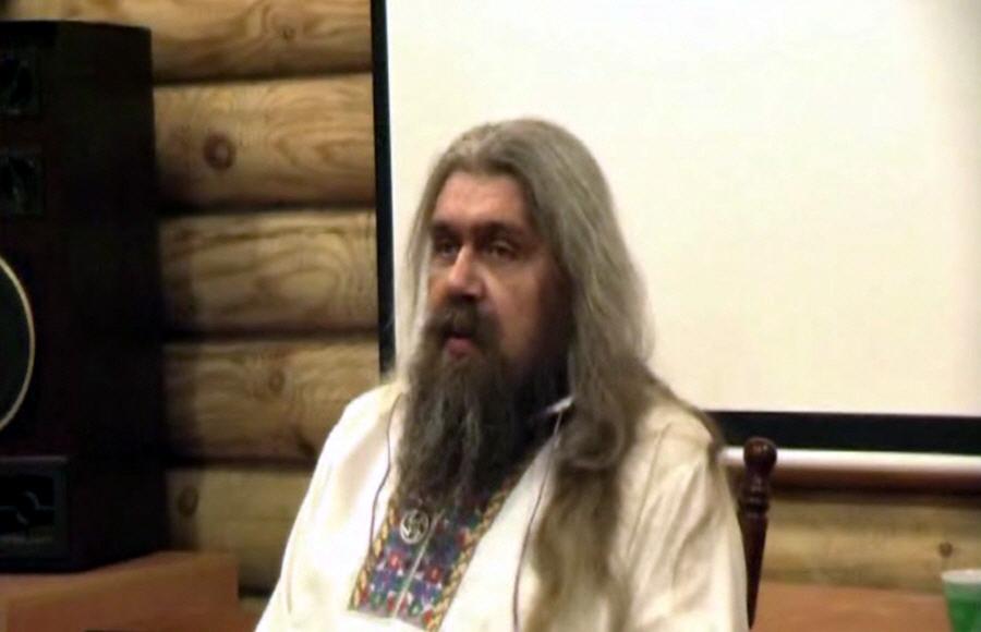 Александр Хиневич в Омске 6 июля 2010 года