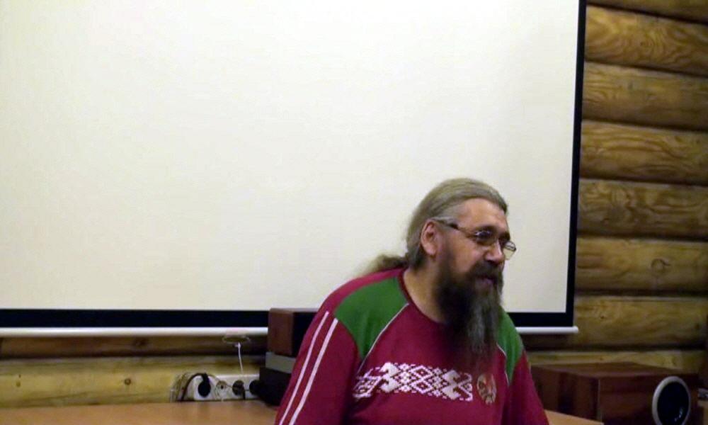 Беседа с Александром Хиневичем в Омске 11 января 2011 года