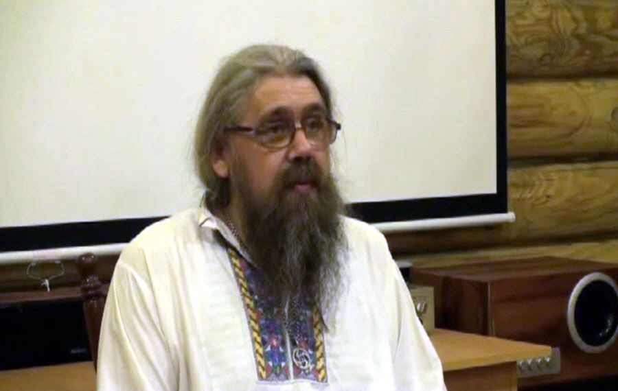 Беседа с Александром Хиневичем в Омске 31 июля 2010 года