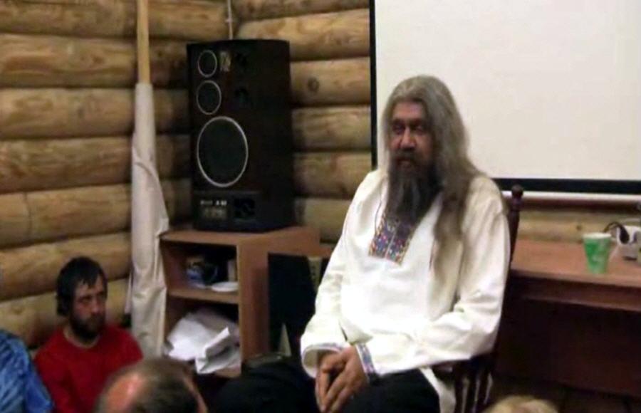 Домашняя беседа с Патер Дием в Омске
