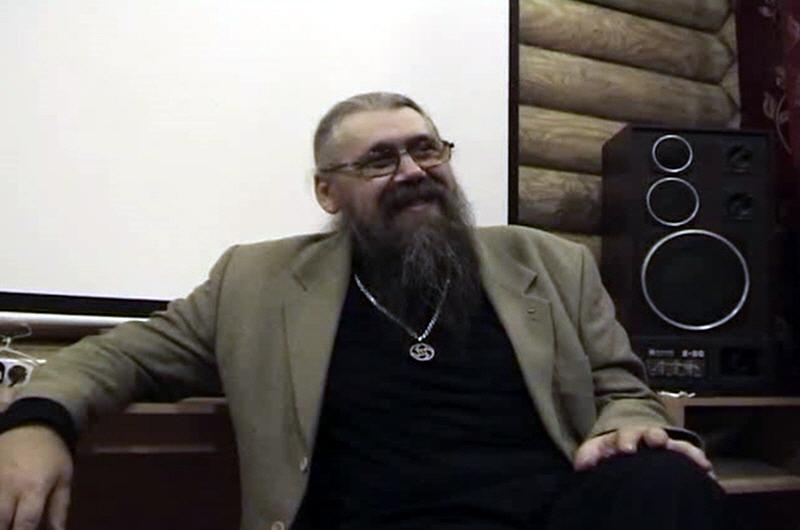 Кто написал Славянские Веды