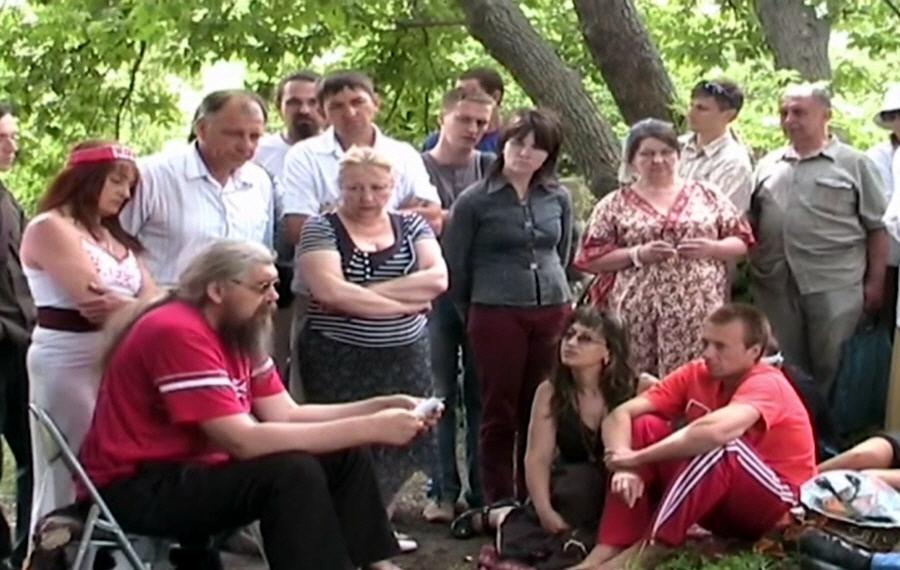 Омские староверы инглинги