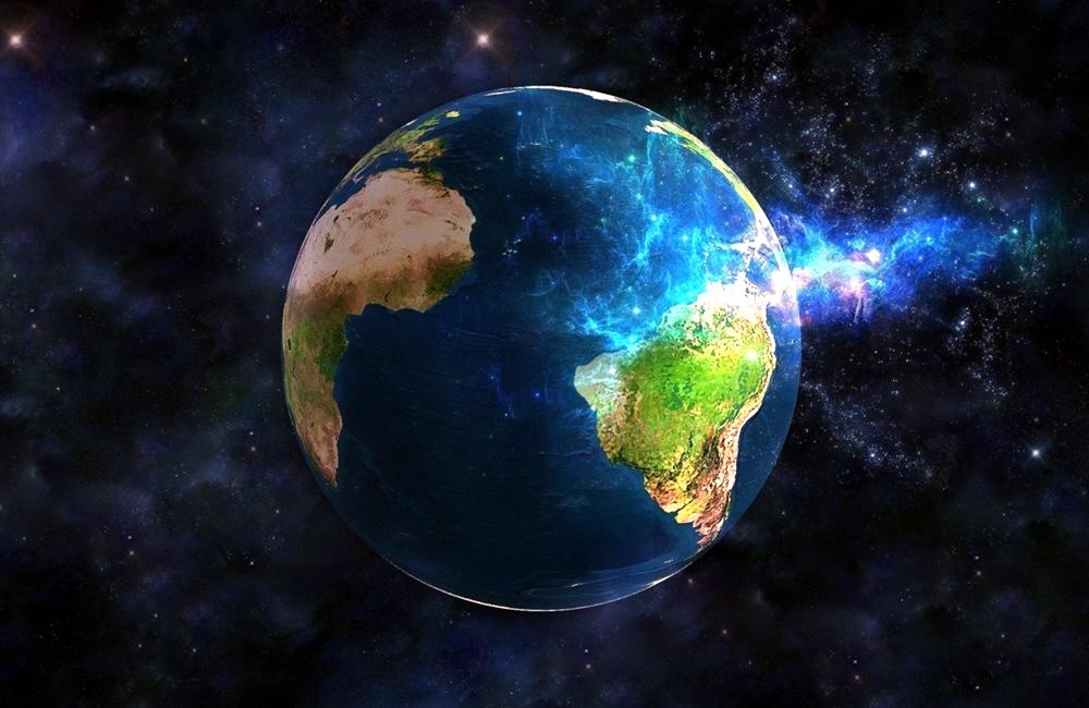 Проявление Богов высших измерений в нашей мерности
