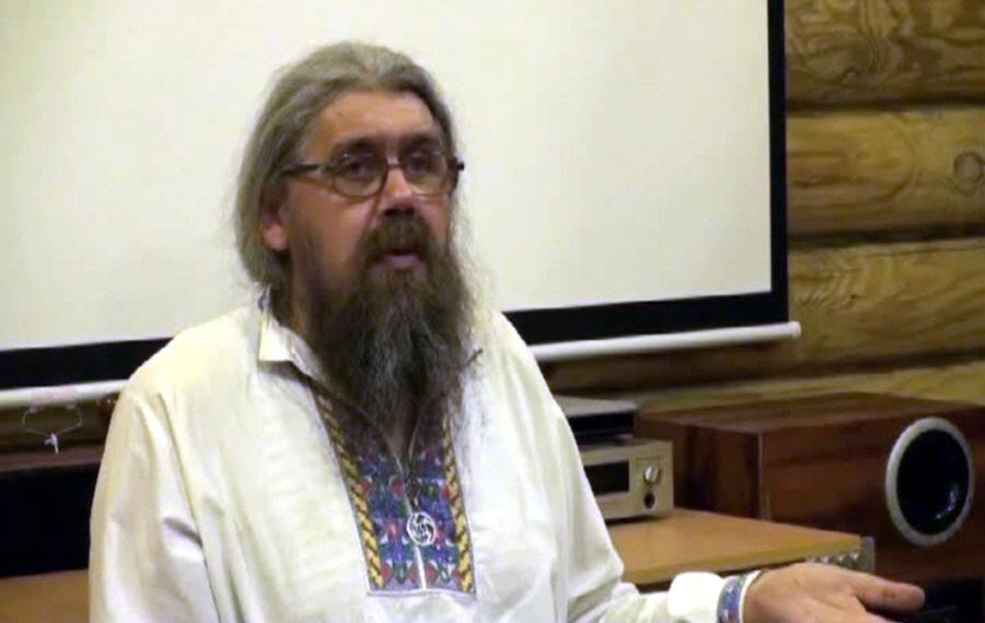 Родная вера славянская