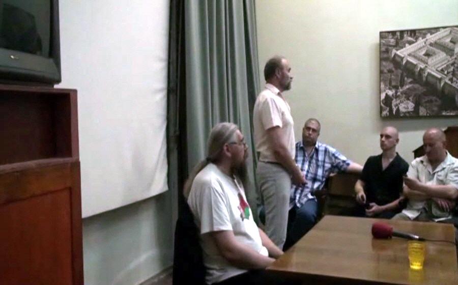 Собрание староверов-инглингов