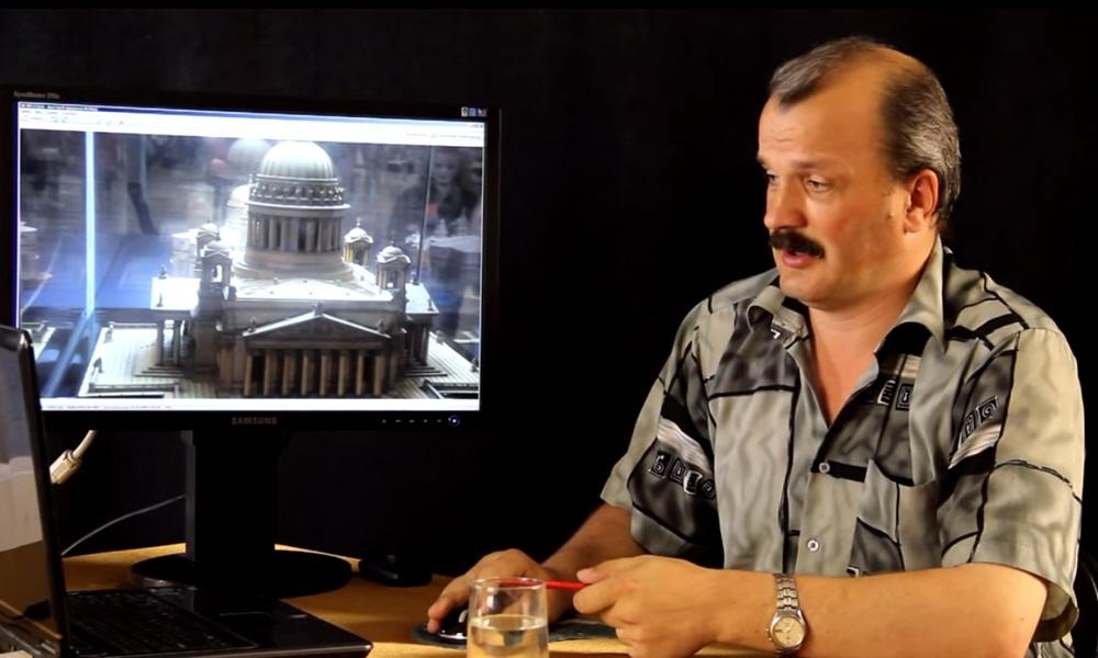 Алексей Кунгуров о мистификации строительства Исаакиевского собора