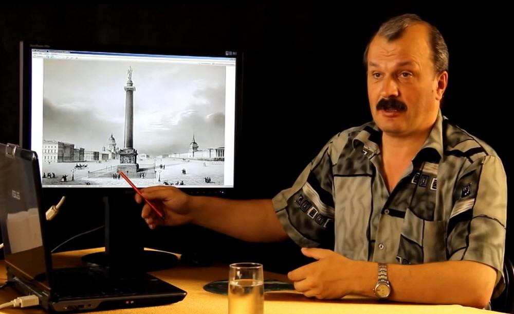 Когда на самом деле была построена Александрийская колонна