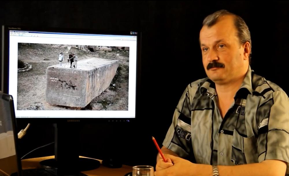 Лекция Алексея Кунгурова о тайне Александрийской колонны