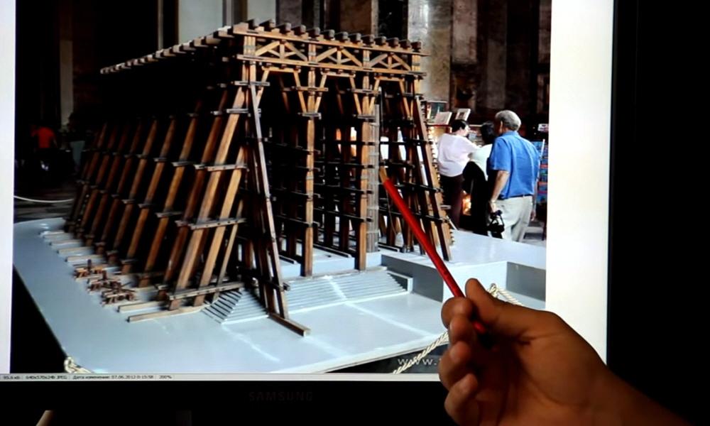 Отсутствие логики в официальной версии строительства Исаакиевского собора