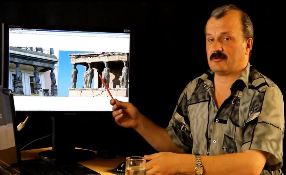 Феномен одинаковых статуй Древней Греции и современного Петербурга