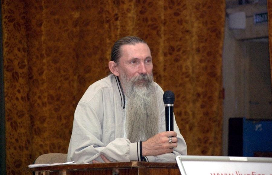 Алексей Трехлебов в Екатеринбурге 11 июня 2011 года