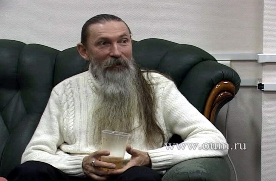 Алексей Трехлебов в Москве 13 марта 2010 года
