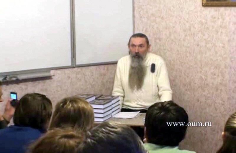Алексей Трехлебов в Одинцово 2 марта 2010 года