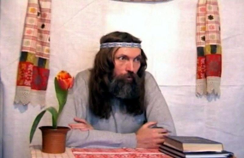 Алексей Трехлебов в Перми в 2002 году