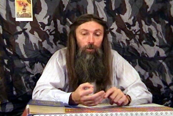 Алексей Трехлебов в Перми в 2003 году