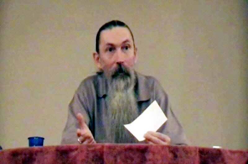 Алексей Трехлебов в Перми 11 апреля 2010 года