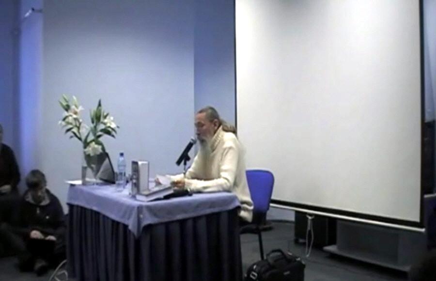 Алексей Трехлебов в Перми 22 февраля 2012 года