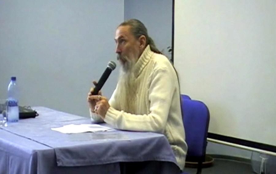 Алексей Трехлебов в Перми 25 февраля 2012 года