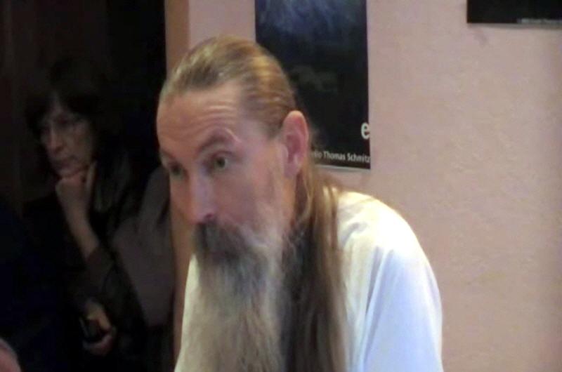 Алексей Трехлебов в Перми 9 апреля 2010 года