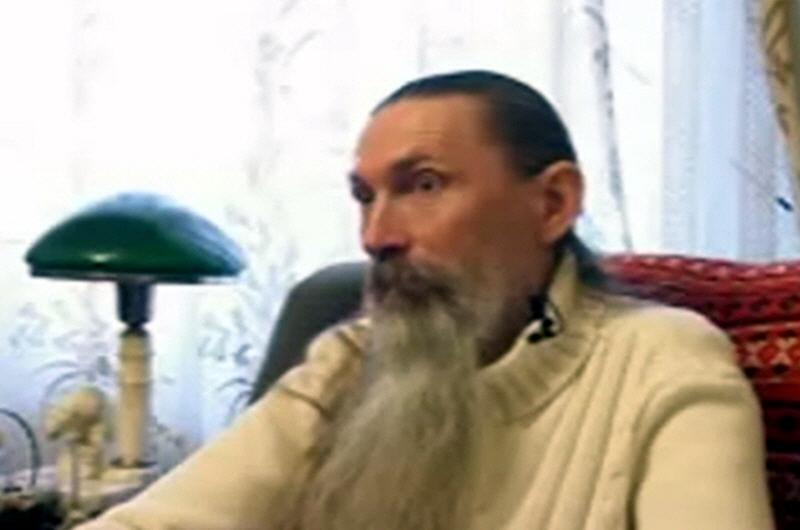 Алексей Трехлебов в Подмосковье 26 февраля 2011 года