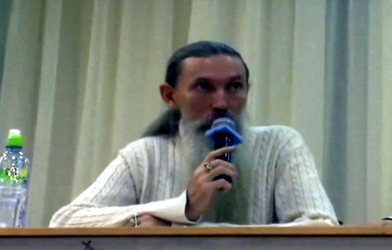 Алексей Трехлебов в Санкт-Петербурге 29 марта 2011 года