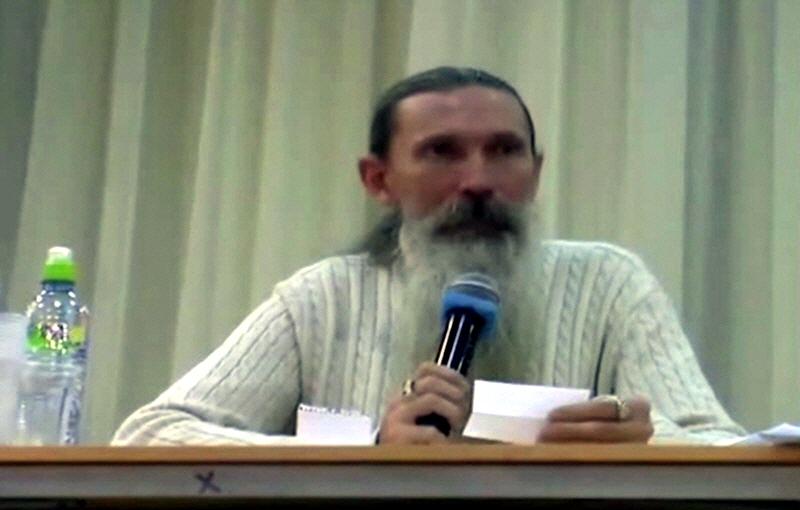 Алексей Трехлебов о наследии предков