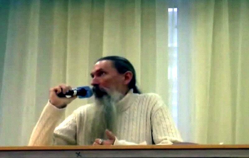 Встреча с Алексеем Васильевичем Трехлебовым в гостинице Россия в Санкт-Петербурге