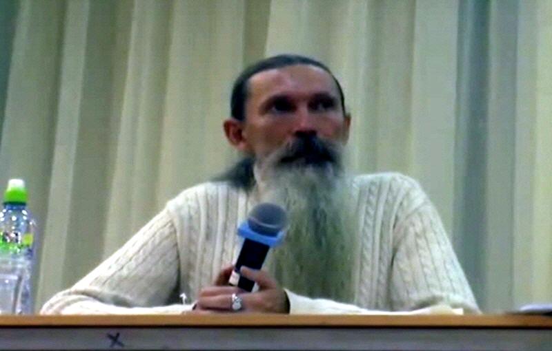 Лекция Ведагора Трехлебова