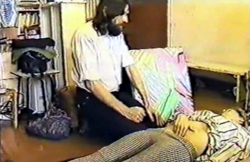 Правильный массаж позвоночника