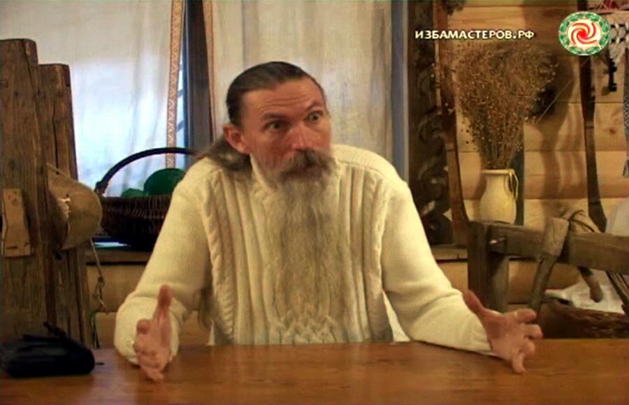 Трехлебов в палате ремёсел о славянских традициях