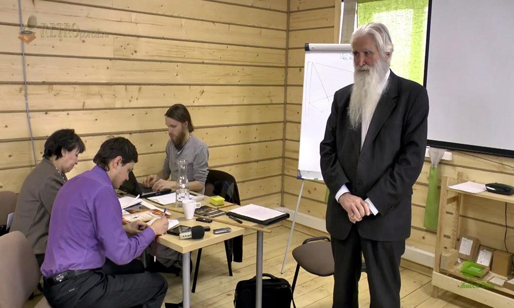 Анатолий Черняев - О жизни человека в гармонии с Природой