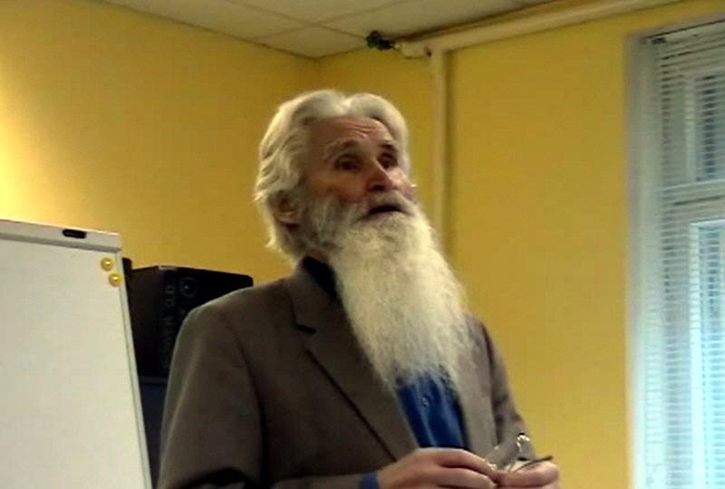 Анатолий Черняев - академик Международной академии информатизации при ООН