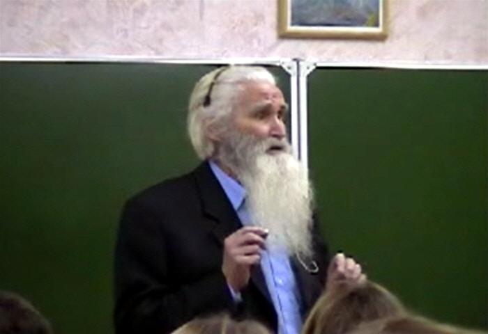 Анатолий Черняев в Минске в 2006 году
