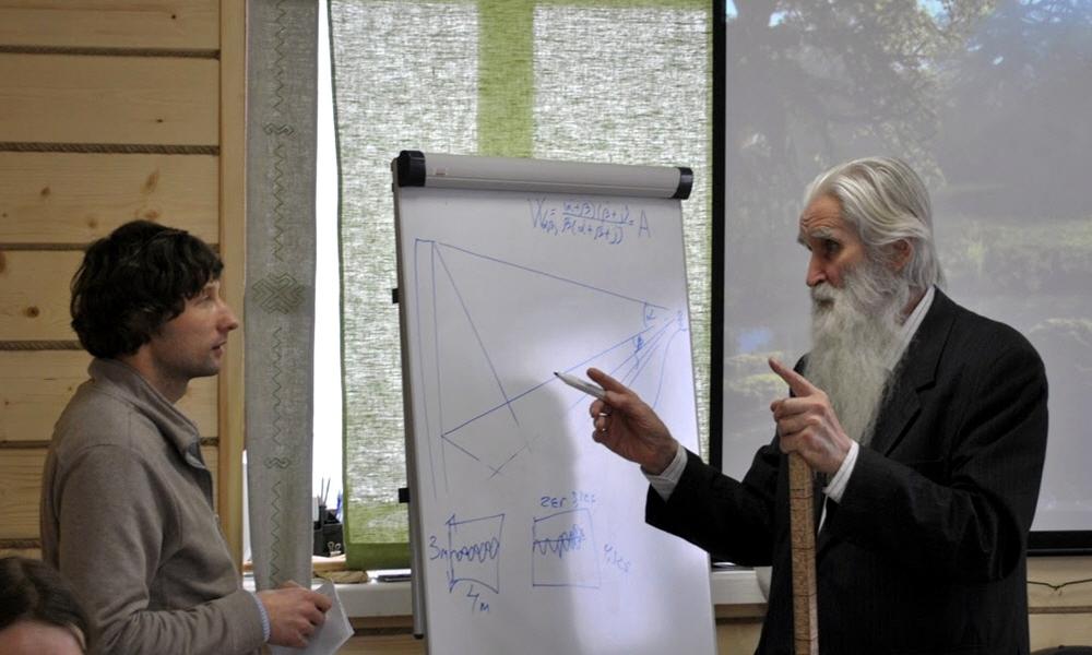 Дом и поместье по саженям семинар Черняева