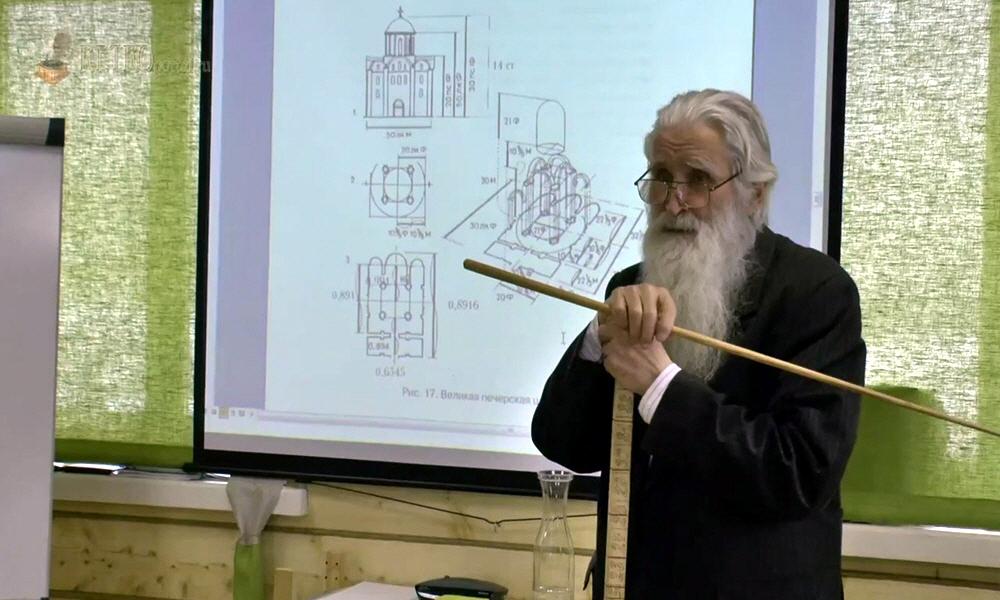 История проектирования Церкви Александра Невского в Завьялово