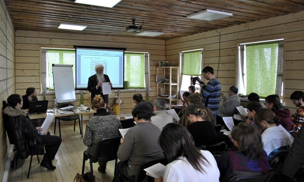 Фрагменты семинара Анатолия Черняева в Москве 23-24 марта 2013 года