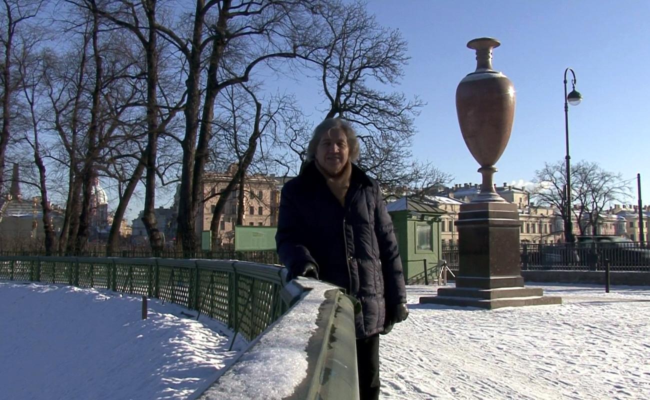 Анатолий Александрович Некрасов Санкт-Петербурге в феврале 2017 года