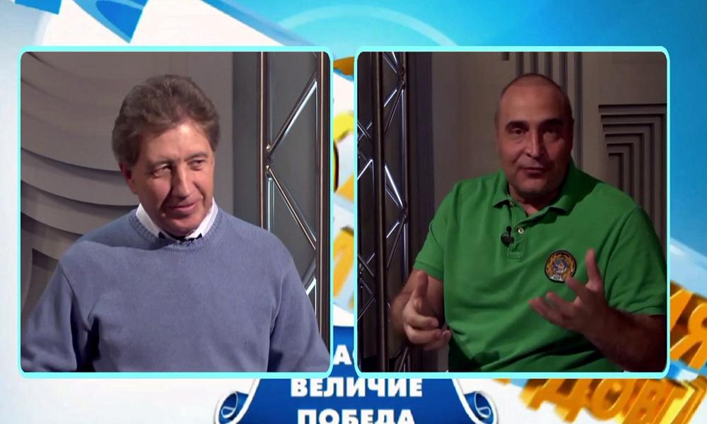 Анатолий Некрасов в Академии Успеха Владимира Довганя 7 декабря 2012 года