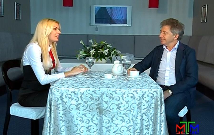 Анатолий Некрасов в программе Личность на украинском телеканале МТМ 4 июля 2013 года