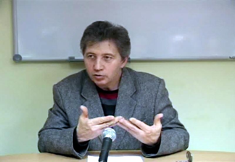 Лекция Анатолия Некрасова