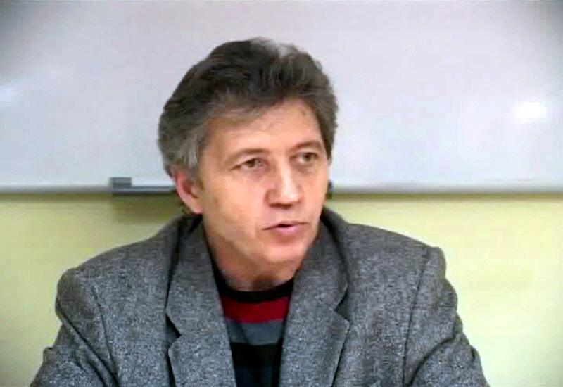 Лекция Анатолия Некрасова Мужчина и Женщина в 2008 году