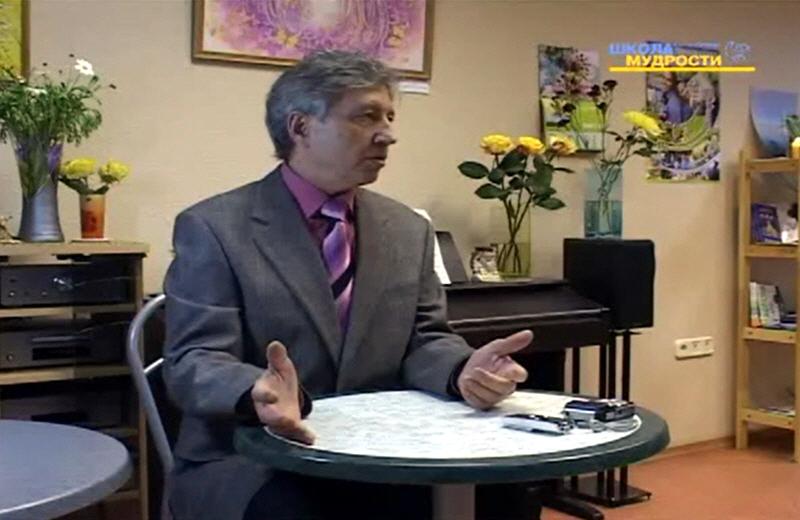 Лекция Анатолия Некрасова Трижды рождённый в Москве в 2008 году