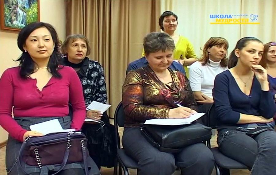 Лекция Анатолия Некрасова в Новосибирске