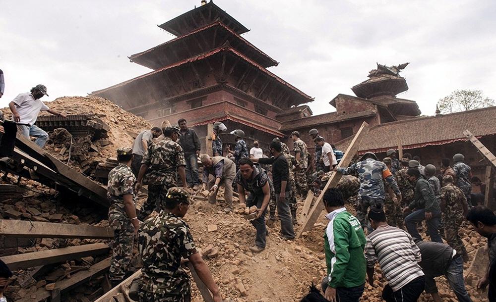 Освоение методики управления и смягчения силы Землетрясения