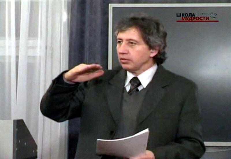 Семинар Анатолия Некрасова в Улан-Удэ 8 декабря 2005 года