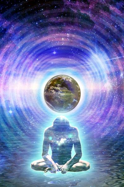 Тонко-материальное устройство взаимодействия души и тела человека