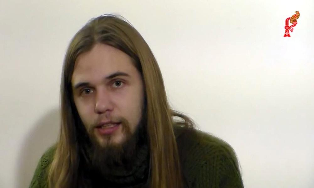 Андрей Ивашко в Киеве