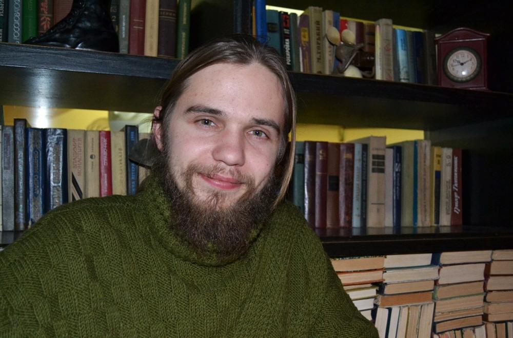 Андрей Ивашко - руководитель Школы Буквицы